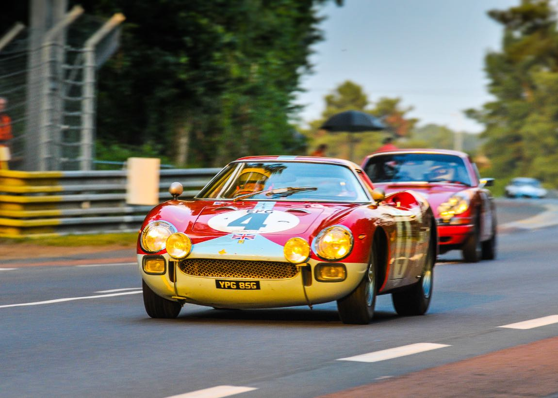 Arthur Bonnet Le Mans le mans classic 2018 - photo gallery, race results