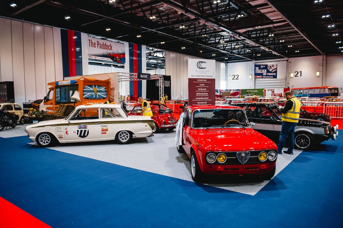 Auto Express Credit >> London Classic Car Show 2019 - Photo Gallery, Report