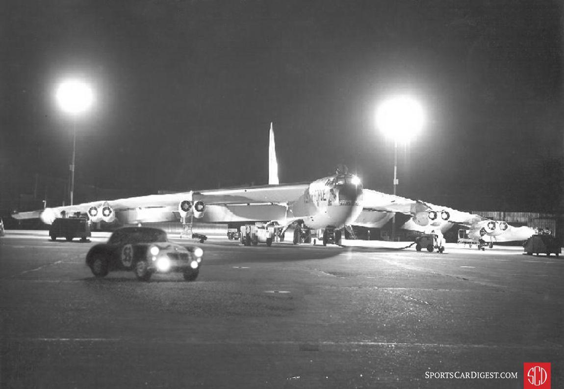 US Air Force B-52 Stratofortress (Photo: Lou Galanos)