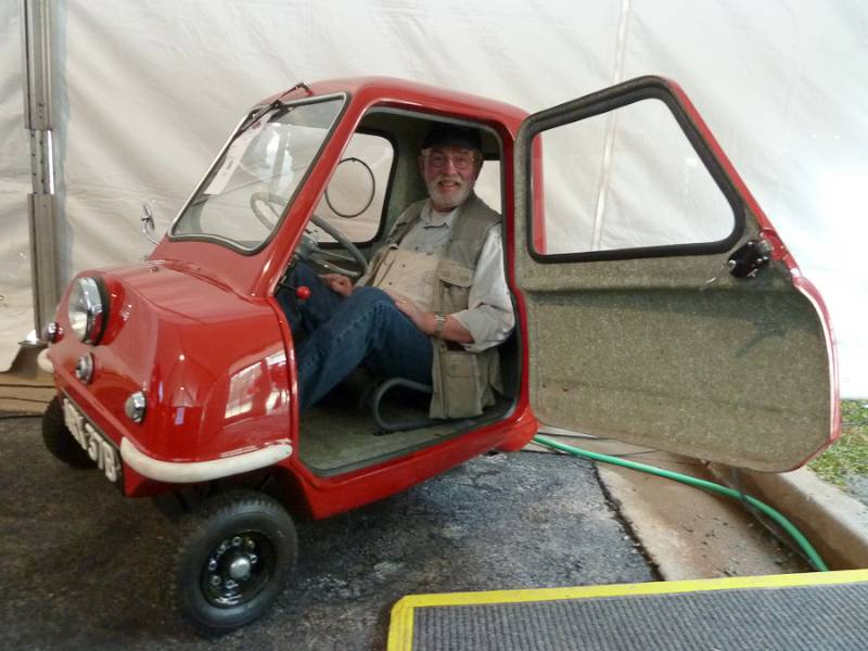 Peel P50 For Sale >> RM Auctions Bruce Weiner Microcar Museum - Auction Report