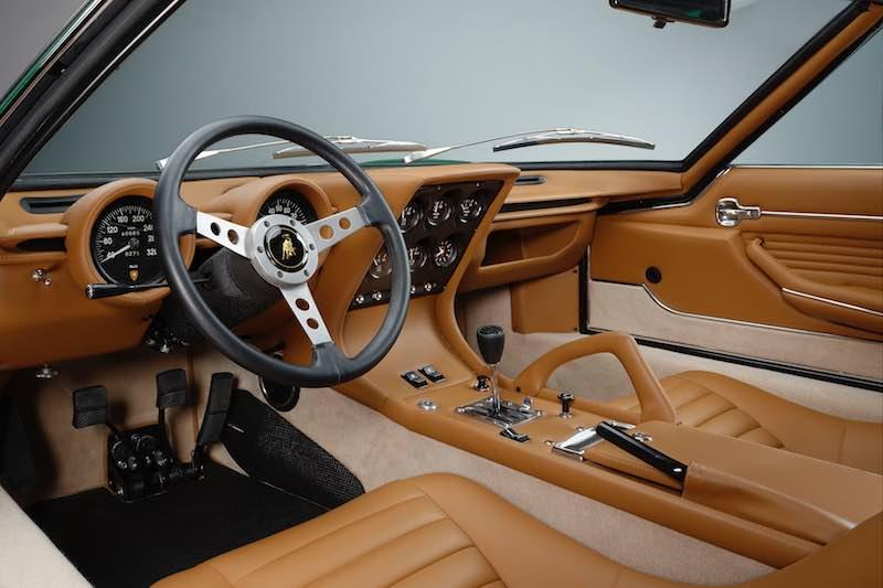 1971 Lamborghini Miura SV, chassis 4846 - Sports Car Digest - The ...