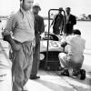 Juan Manuel Fangio at Sebring (SIR photo)