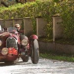 Alfa Romeo 8C Rally 2011 – Report and Photos