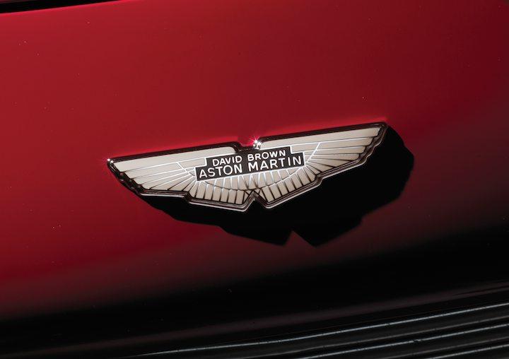 Aston Martin Db4 Gt Logo Sports Car Digest The Sports Racing