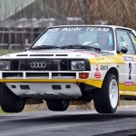 Rally Stage at 2010 Race Retro – Report and Photo Gallery