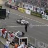 Audi R18 TDI Finish Line