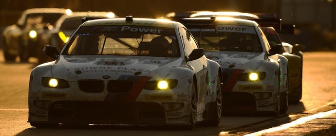 BMW M3 GT race car