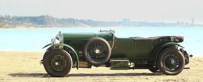 1928 Bentley 4.5 Litre Semi-Le Mans Tourer