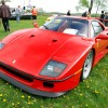 Ferrari F40 wins Best-in-Show at Hershey Castaway Critters Exotic Car Show