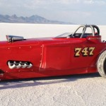 Bruce Meyer at Bonneville – Never Lift