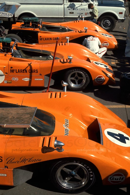 can am mclaren m8b profile and photos by pete lyons. Black Bedroom Furniture Sets. Home Design Ideas
