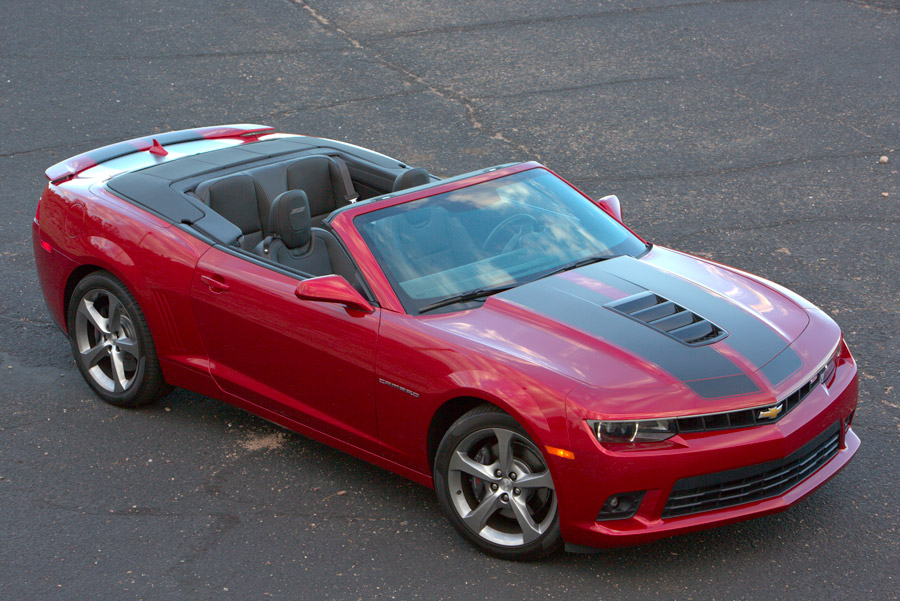 2014 Chevrolet Camaro SS Convertible - Driving Report, Car Review