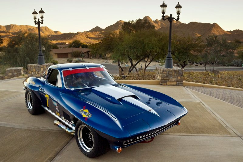 Corvette For Sale Ontario >> Russo and Steele Monterey 2011 - Corvette Race Car Featured