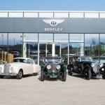 Busy Summer 2015 Schedule for Bentley