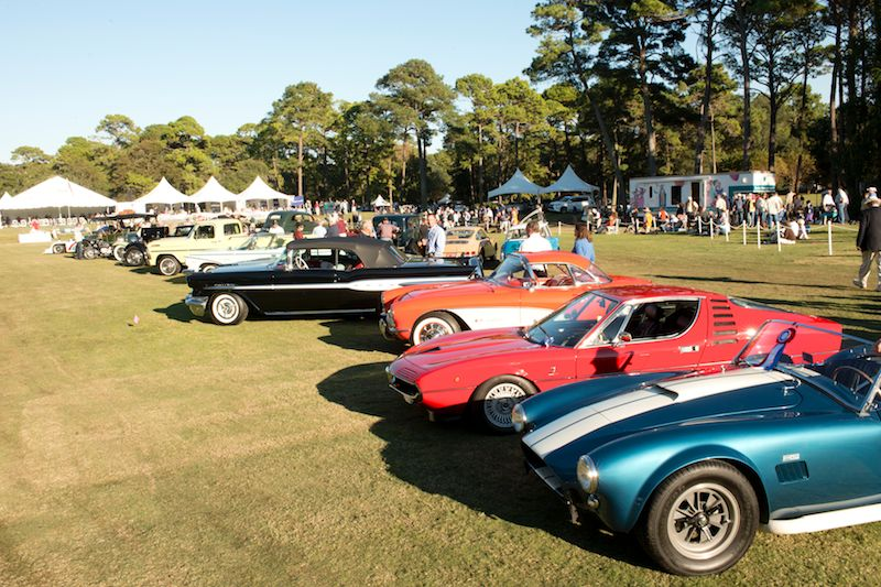 Hilton Head Concours D Elegance 2013 Photos Results Report