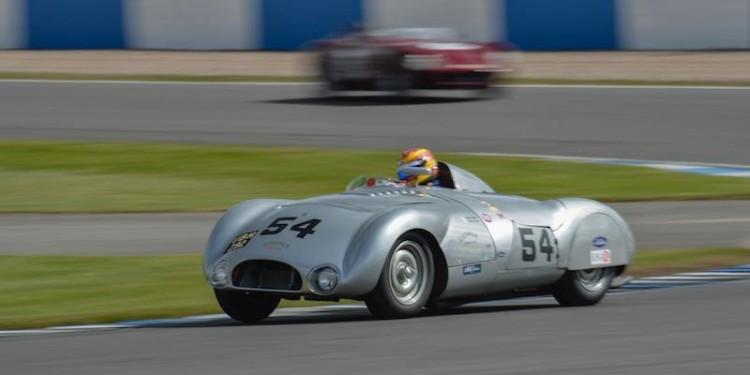 JD Classics' Cooper T33, Woodcote Trophy (photo: John Retter)