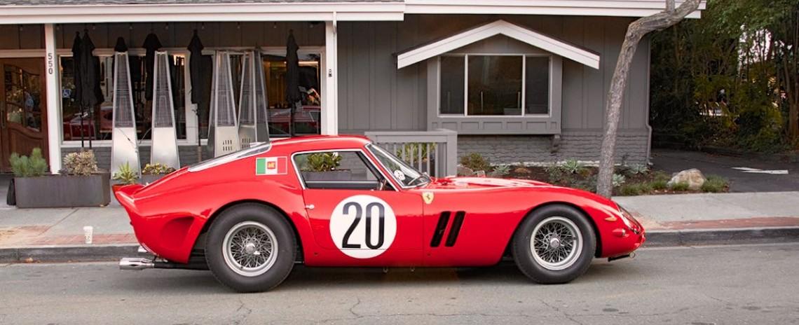 1963 Ferrari 250 GTO, chassis 4757GT