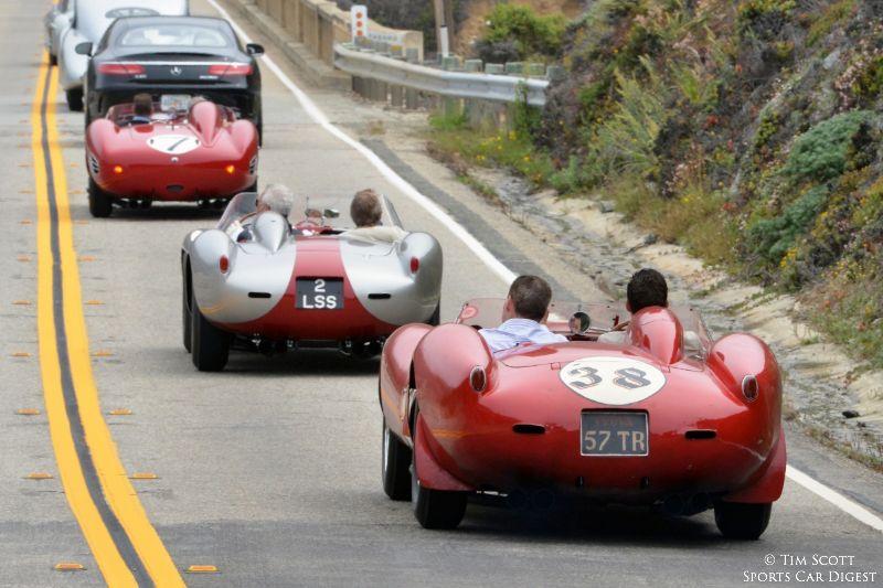 1957 Ferrari 250 Testa Rossa Scaglietti Spider