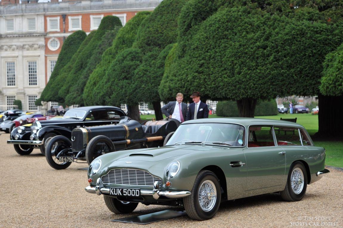 1965 Aston Martin Db5 Vantage Shooting Brake Sports Car Digest The Sports Racing And Vintage Car Journal