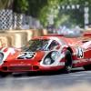 Team Salzburg Porsche 917K that won the 1970 24 Hours of Le Mans
