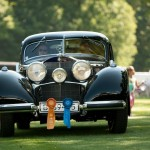 Mercedes-Benz 540K Wins 2011 Louis Vuitton Award