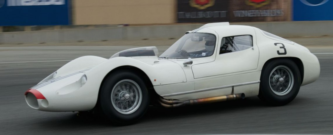 Maserati Tipo 151 driven by Derek Hill