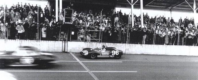 Dan Gurney, 1962 Daytona Continental 3-Hour