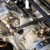 Delage Grand Prix Engine Detail