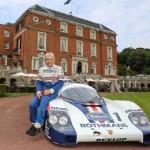 Royal Automobile Club Honors Derek Bell