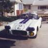 Team Cunningham Le Mans Corvette