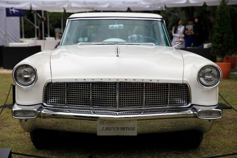 Elegance Award Post 1950 - 1956 Lincoln Continental Mark II