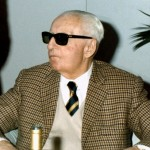 Meeting Enzo Ferrari