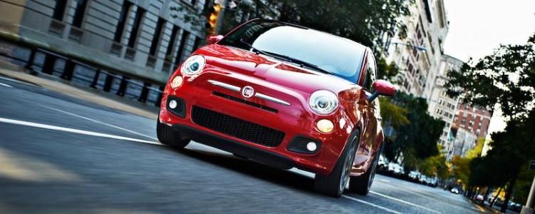 2014 Fiat 500 Sport - Front