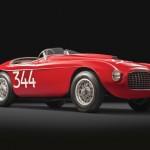 Ferrari 166 MM Barchetta Featured at RM Auctions Arizona 2011
