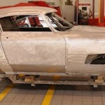 Ferrari Classiche Restoration Facility – Photo Gallery