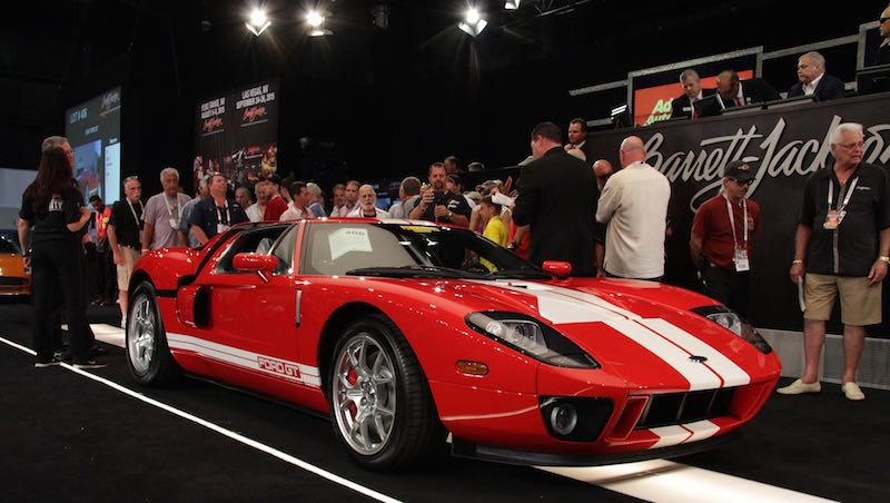 Barrett Jackson Palm Beach 2015 Auction Results