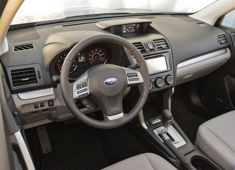 2014 Subaru Forester 25 Xt Premium Driving Report Car Review