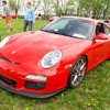 Porsche GT3 at the 2011 Castaway Critter Exotic Car Show in Hershey PA