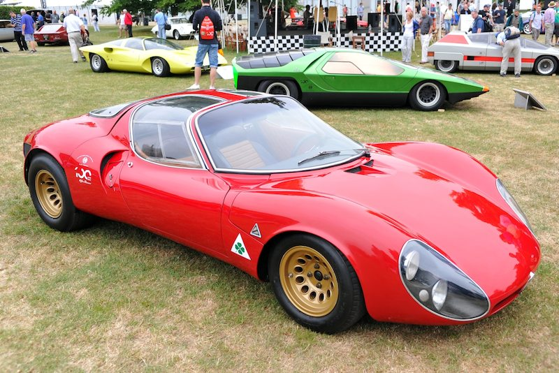 Goodwood Festival Of Speed Cars Of Interest