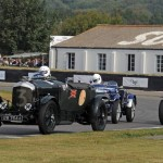 2009 Goodwood Revival – Brooklands Trophy Race Results and Photos