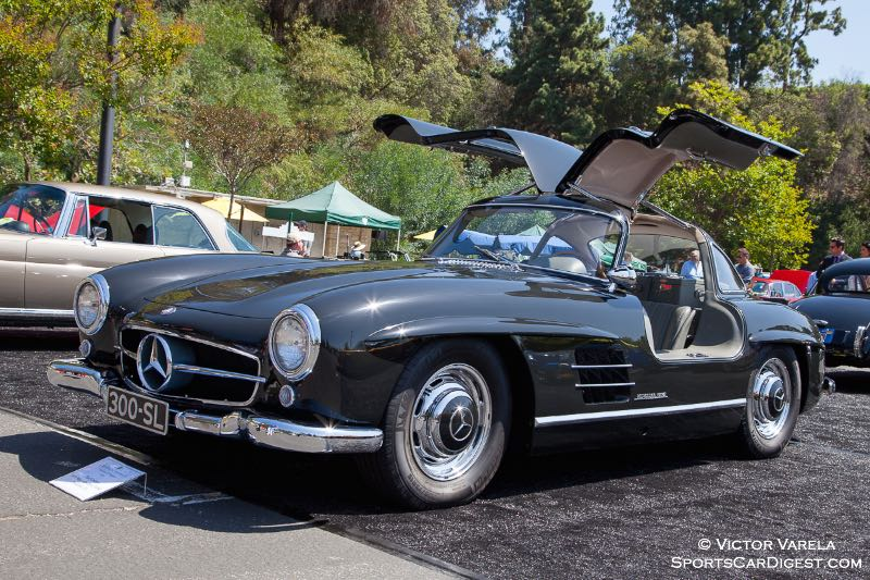 Paul Colony's 1955 Mercedes-Benz 300 SL