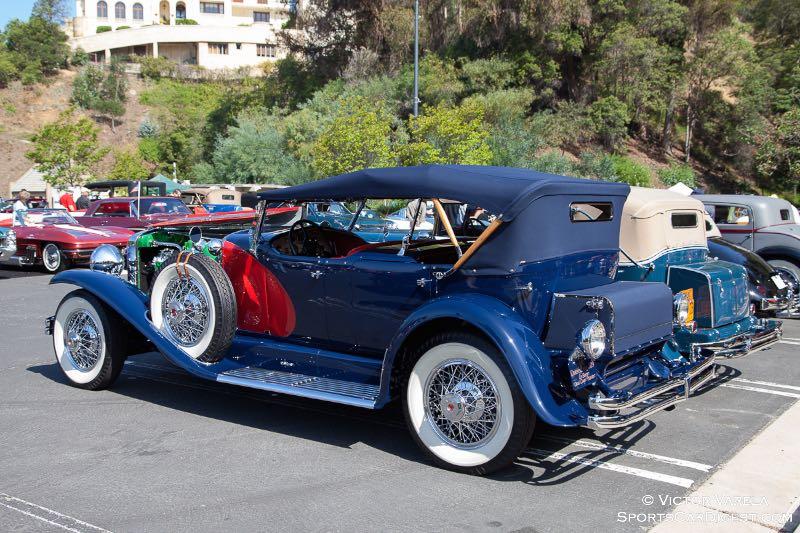 Doug Skeen & Ted Gildred's 1929 Duesenberg Model J129 LeBaron DC Phaeton