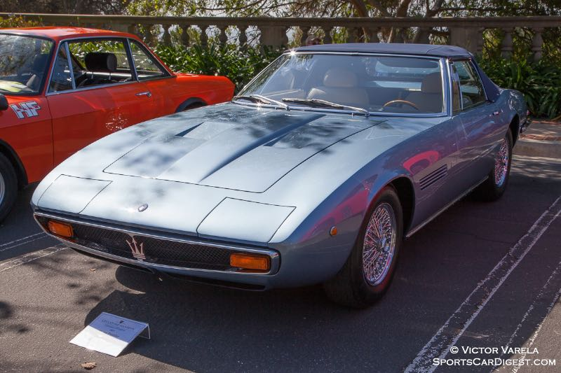 1971 Maserati GHiBLi SS 4.9 - owned by Victor Preisler