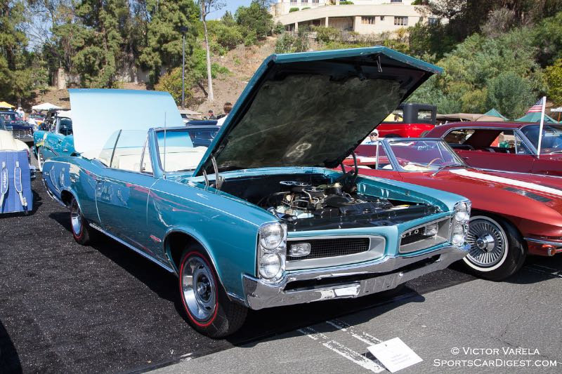 1966 Pontiac GTO - owned by Scott Bader