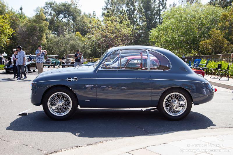 Scott & CoCo Gauthier's 1949 Fiat 750MM Topolino Zagato