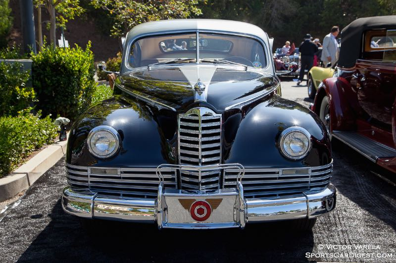 1947 Packard 2106 - owned by Michelle & Martin S. Cousineau