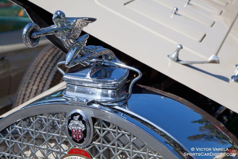 David & Beth Billett's 1930 Packard 7-45 Sport Phaeton