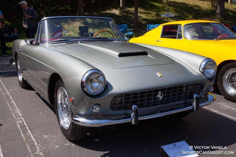 1960 Ferrari 250 Series II - owner Douglas Curran