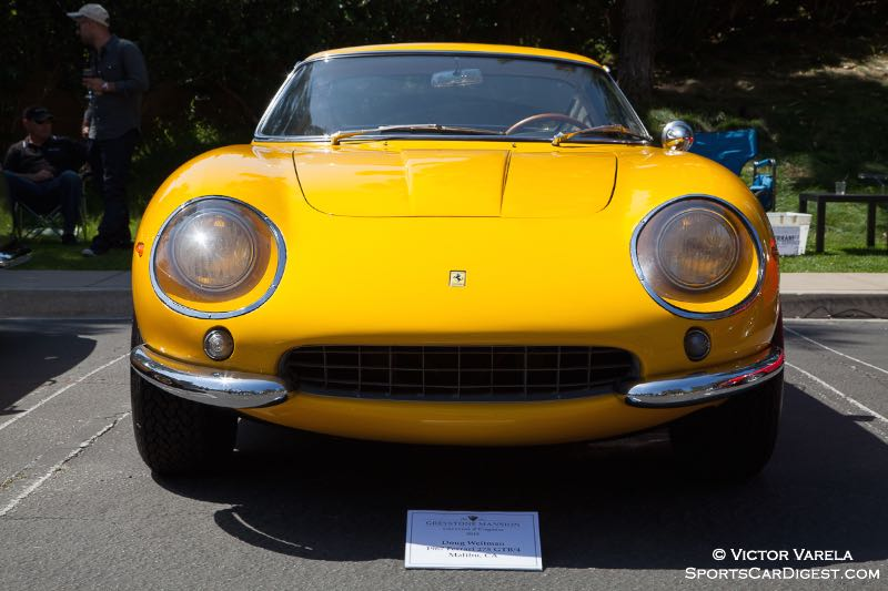 1967 Ferrari 275 GTB/4 - owner Doug Weitman