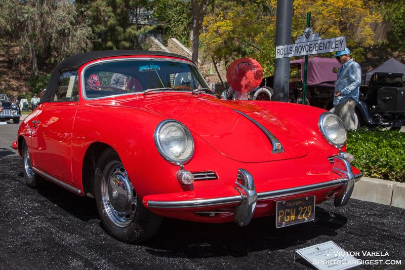 Jeffrey Caren's 1964 Porsche 356 C